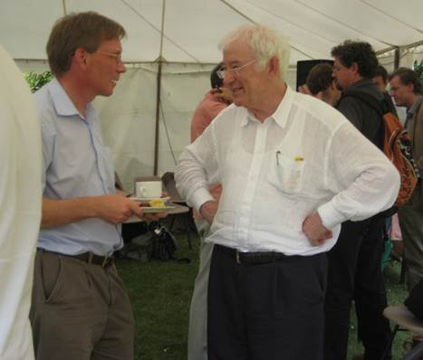 Description: Description: Description: C:\Users\John Greening\Pictures\T.S.Eliot Festival at Little Gidding June 2009\John with Seamus Heaney edited.JPG